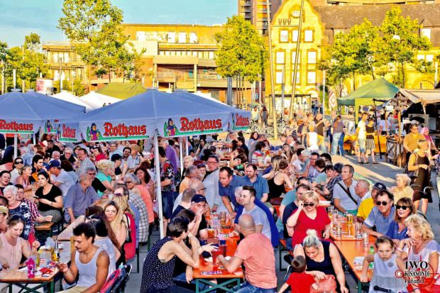 Neckarstadtfest 2016 | Foto: Kisasondi Foto-Art