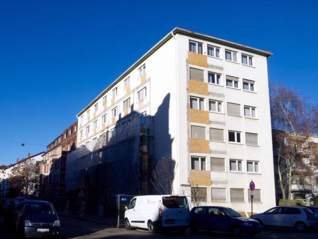 Mietshäuser in der Uhlandstraße (Archivbild) | Foto: Neckarstadtblog