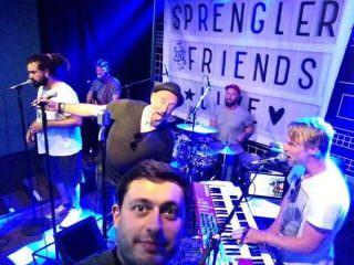 Sprengler & Friends in Aktion | Foto: Andrey Zaichykov