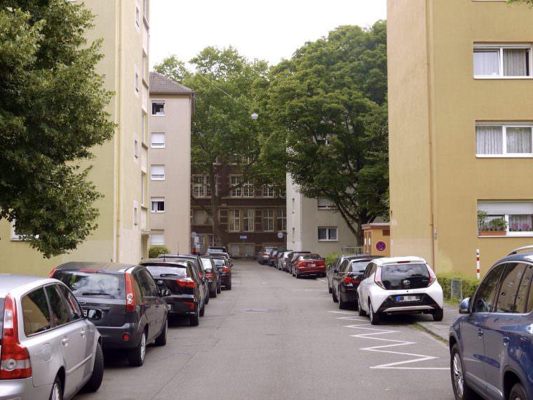 Die Fratrelstraße in Neckarstadt-Ost | Foto: M. Schülke