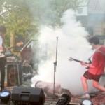 Musikalischer Brandherd am Neckar