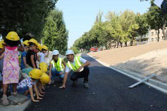 img 0522 340x227 - Kindergartenkinder erkunden die Baustelle an der Dammstraße