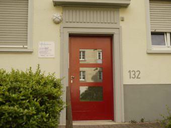 Das Büro des Gemeinwesenprojekts der Diakonie in der Untermühlaustraße | Foto: M. Schülke