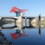 Sperrung der Diffenébrücke