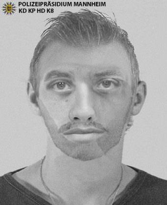 2017 10 04 phantombild 340x417 - Kriminalpolizei sucht mit Phantombild nach mutmaßlichem Vergewaltiger