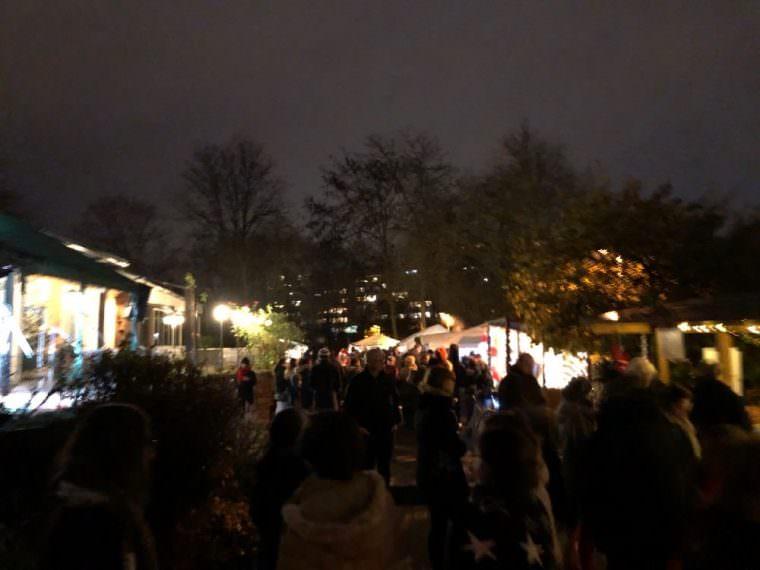 Weihnachtsmarkt Herzogenried 2017   Foto: M. Schülke