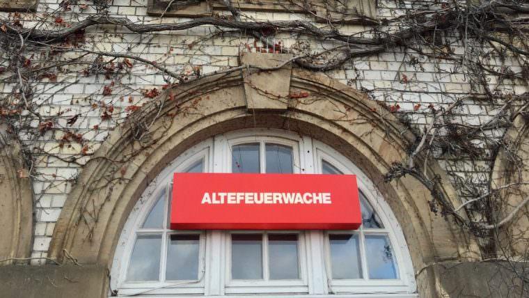 Das Kulturzentrum Alte Feuerwache | Foto: M. Schülke