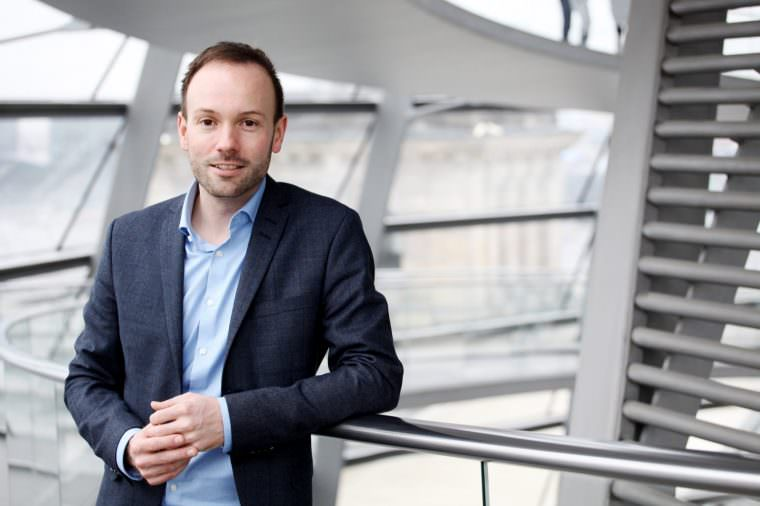 Bundestagsabgeordneter Nikolas Löbel (CDU) | Foto: Jördis Zähring