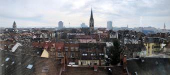 Blick auf die Neckarstadt aus dem Marchivum | Foto: M. Schülke