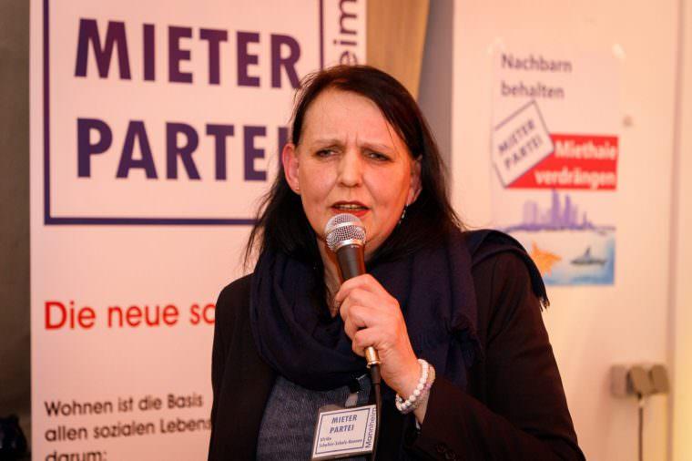 Ulrike Schaller-Scholz-Koenen sieht das Wählervertrauen in die etablierten Parteien aufgebraucht | Foto: CKI