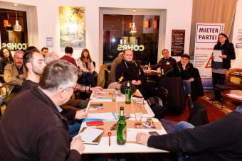 Die Mannheimer Linke wundert sich über die neue Konkurrenz | Foto: CKI