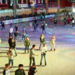 Eisdisco im Eissportzentrum Herzogenried