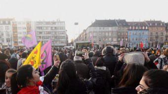 Newroz 2018 auf dem Alten Messplatz | Foto: KHP