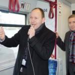 Anderthalb Jahre Stadtbahn Mannheim Nord