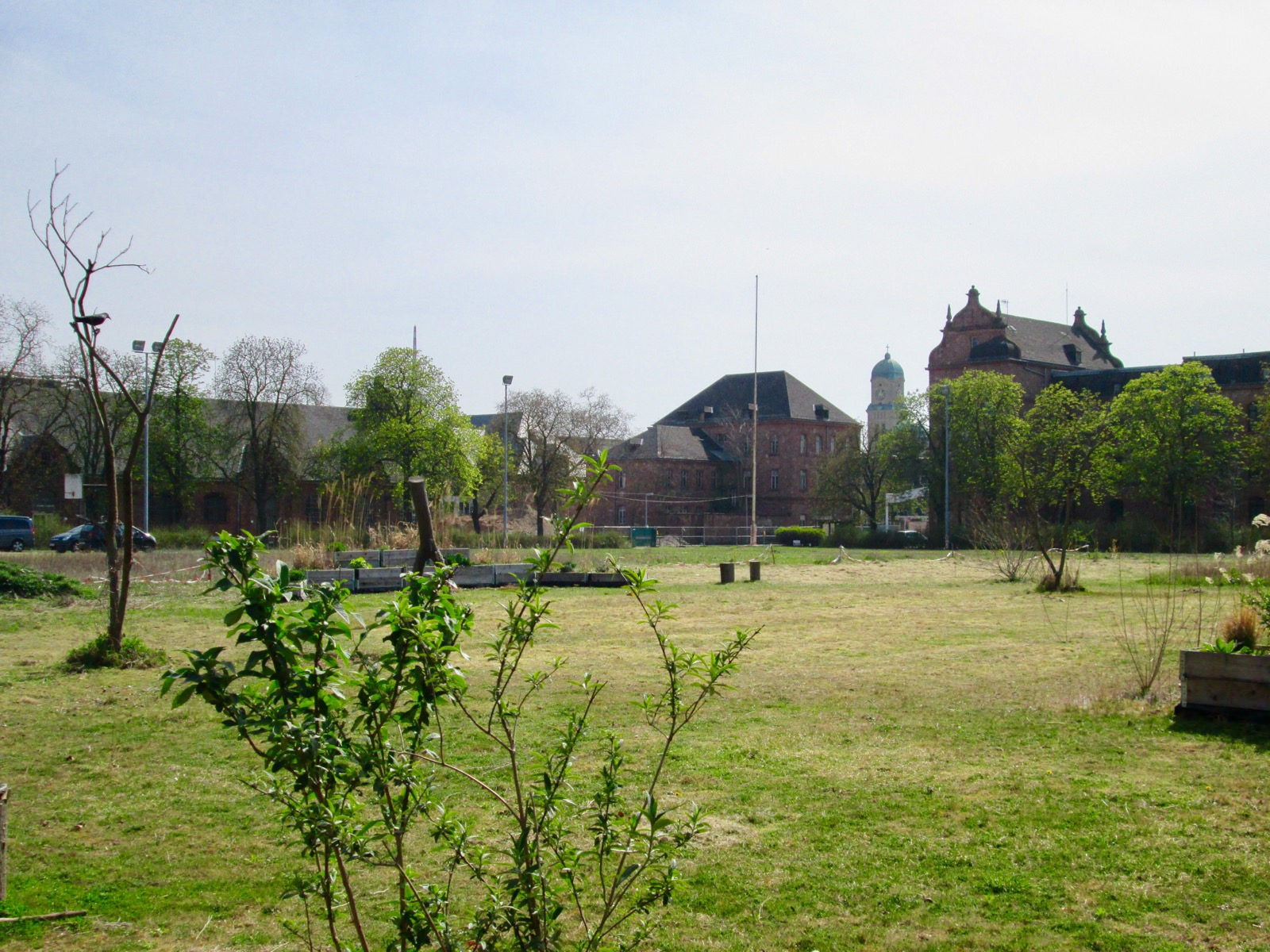 Unter dem Turleyplatz soll noch eine Tiefgarage entstehen (Archivbild) | Foto: M. Schülke