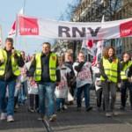Warnstreik: Busse und Bahnen stehen am Freitag still