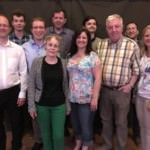 Vorstand der CDU Neckarstadt im Amt bestätigt