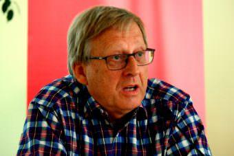 Stadtrat Thomas Trüper ( Die Linke) | Foto: Christian Ratz