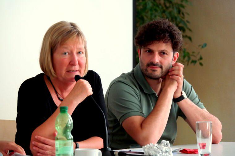Dr. Sabine Skubsch und Luigi Pantisano | Foto: Christian Ratz