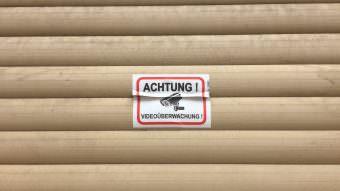 Achtung Videoüberwachung! Im Sommer sollen die Kameras am Alten Messplatz installiert werden (Symbolbild) | Foto: M. Schülke