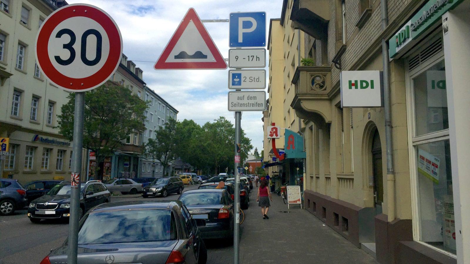 Die Lange Rötterstraße (Archivbild) | Foto: M. Schülke