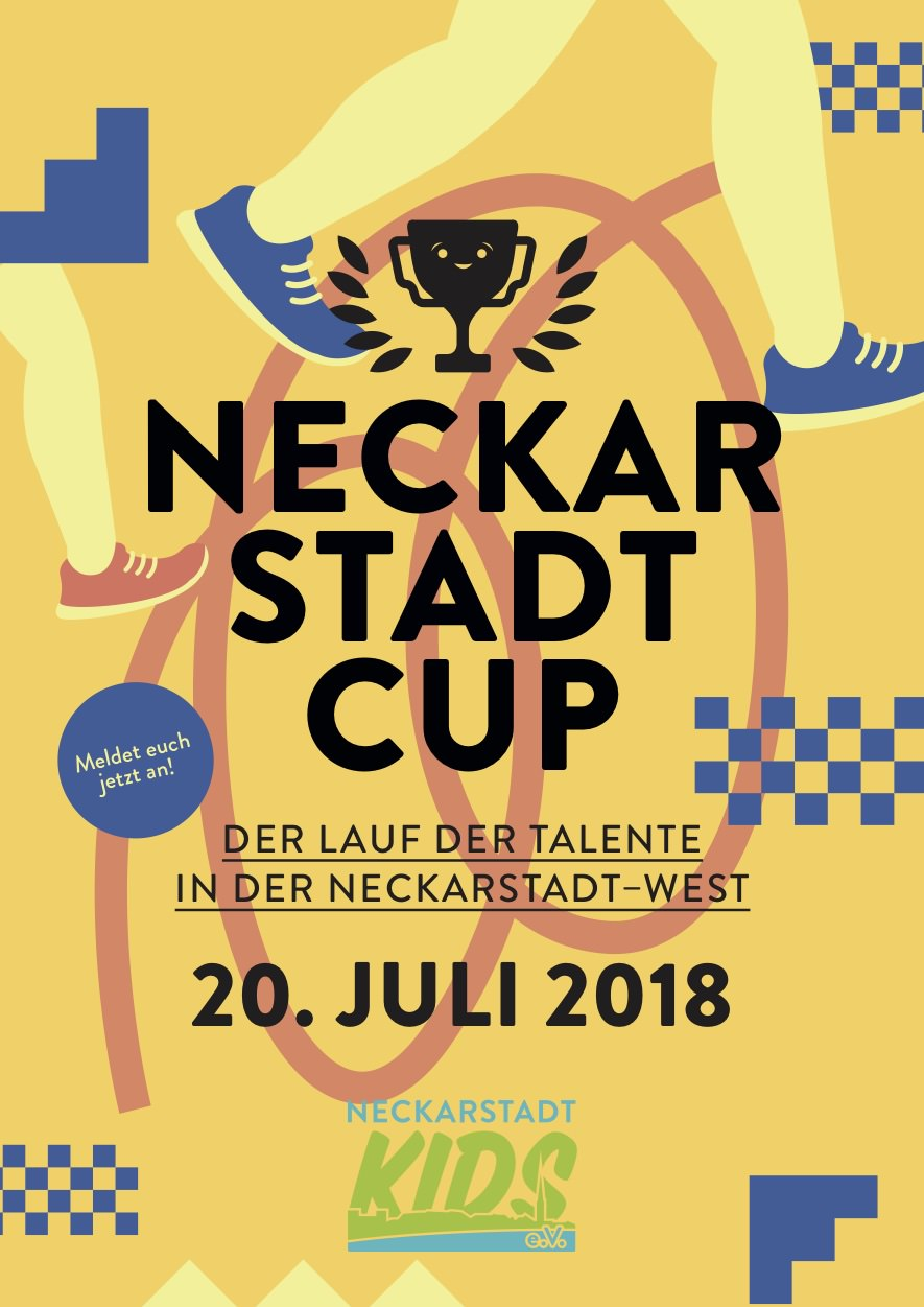 Flyer: Neckarstadt Kids e.V.
