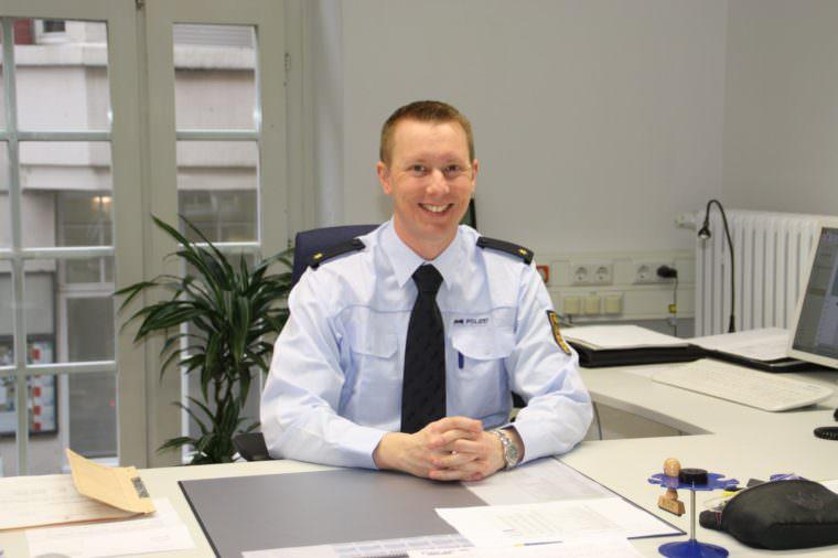 Polizeioberrat Frank Hartmannsgruber (Archivbild 2014) | Foto: Polizeipräsidium Mannheim
