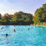 Nichtschwimmerbecken seit gestern wieder in Betrieb