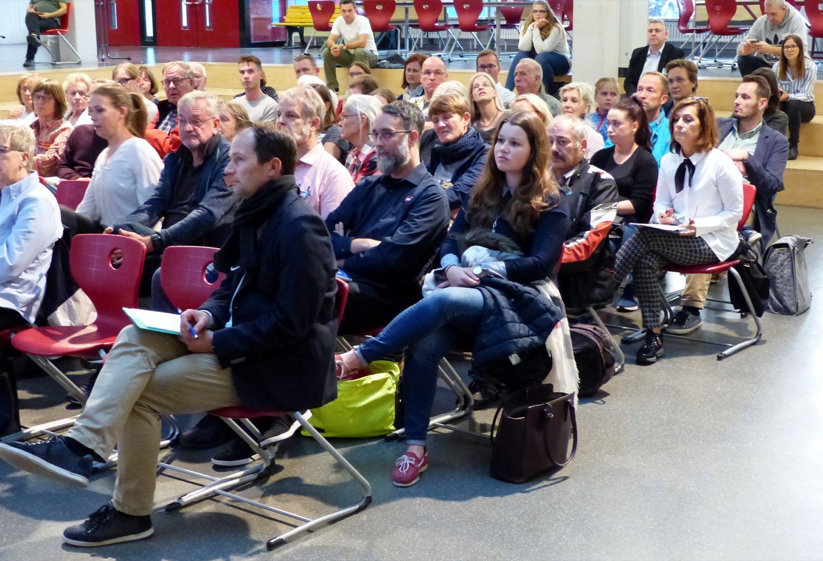 Publikum | Foto: Hans-Jürg Liebert