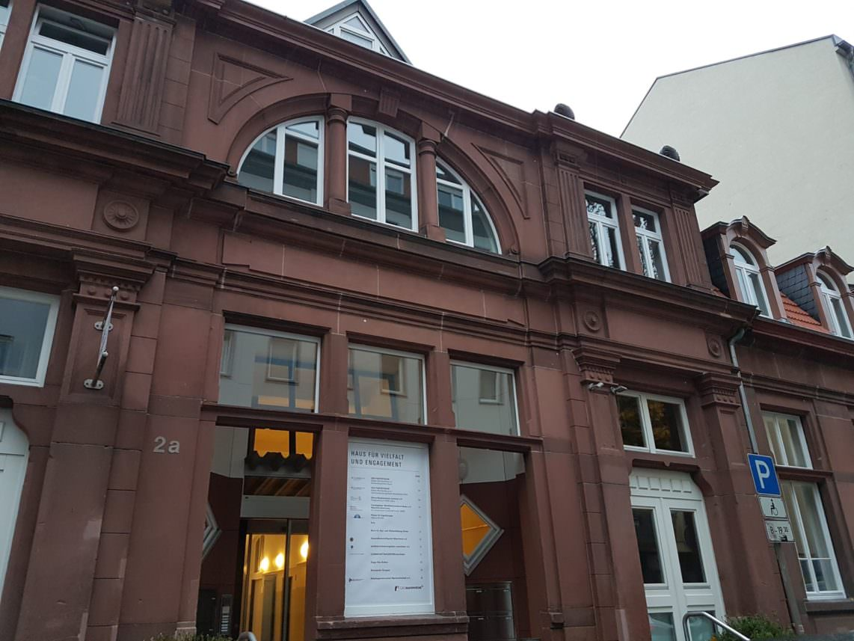 """haus der vielfalt alphornstrasse 1142x857 - GBG eröffnet """"Haus für Vielfalt und Engagement"""" in der Neckarstadt"""