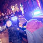 Blaulichtmeile: Rechtswidrig, leichtsinnig und unverhältnismäßig gewalttätig?