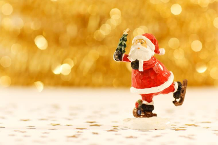 Nikolaus auf Eis (Symbolbild) | Foto: CC0 Creative Commons via Pixabay