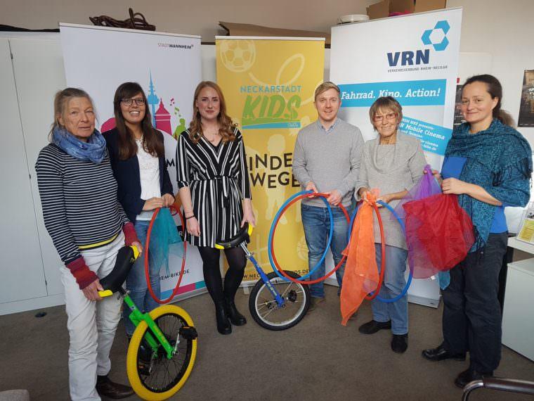 spende neckarstadt kids 760x570 - Erlös der Fahrradkinoreihe geht an Neckarstadt Kids e.V.