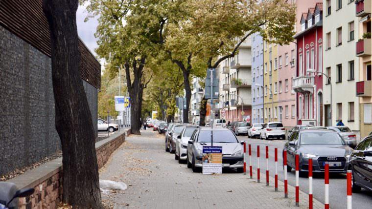 Die Dammstraße in Neckarstadt-West (Symbolbild) | Foto: M. Schülke
