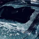 Beinahe 100 Fahrzeuge beschädigt, 45 in der Neckarstadt