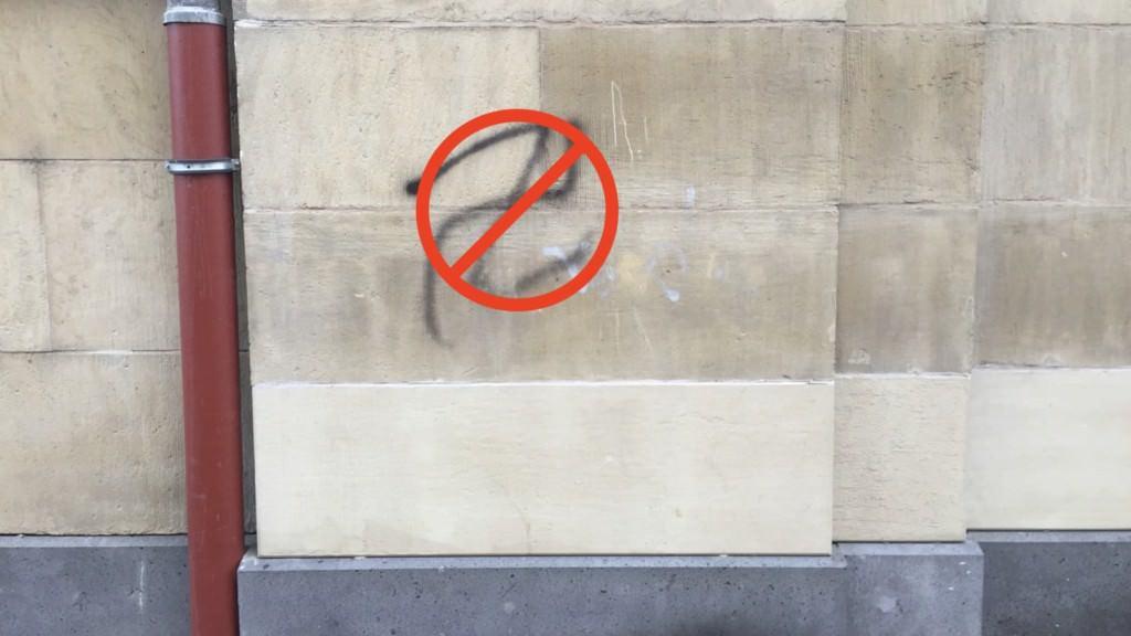 Auch falsch gezeichnet sind Hakenkreuze verboten (Symbolbild) | Foto: privat