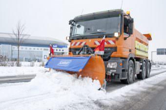 Winterdienst in Mannheim (Symbolbild) | Foto: Stadt Mannheim