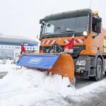 Mannheim ist bereit für den Winter