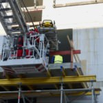 26-jähriger Arbeiter bei Unfall auf Baustelle schwer verletzt
