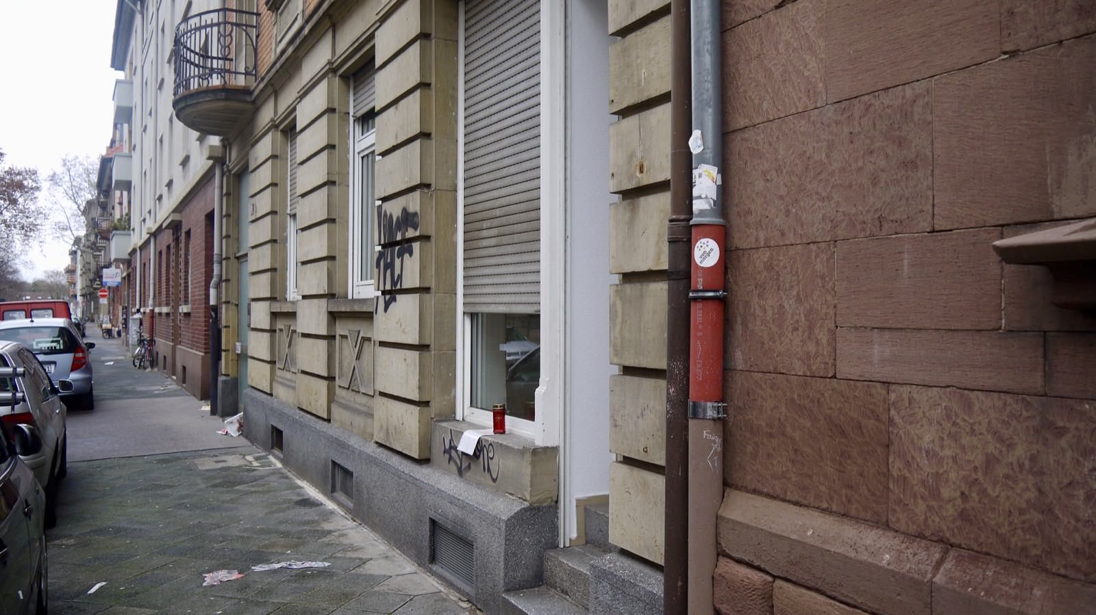 Noch wirkt der Laden in der Kobellstraße recht unscheinbar. Bis zur Eröffnung ist noch Zeit | Foto: M. Schülke