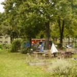 Neue Gemeinschaftsbeete und Beetvergabe am Neuen Messplatz