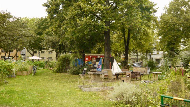 Der Neckargarten am Neuen Messplatz (Archivbild) | Foto: M. Schülke