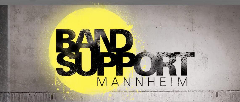 bandsupport mannheim 1142x487 - Bandsupport-Abschlusskonzert: Newcomer präsentieren ihr Können