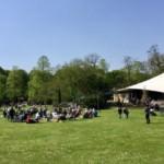 Der Herzogenriedpark ist die grüne Lunge der Neckarstadt