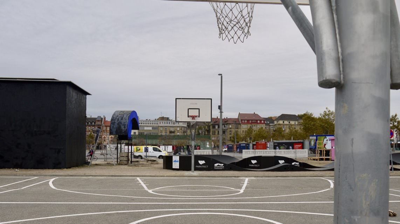 Basketballfeld und Pumptrack (Archivbild) | Foto: M. Schülke
