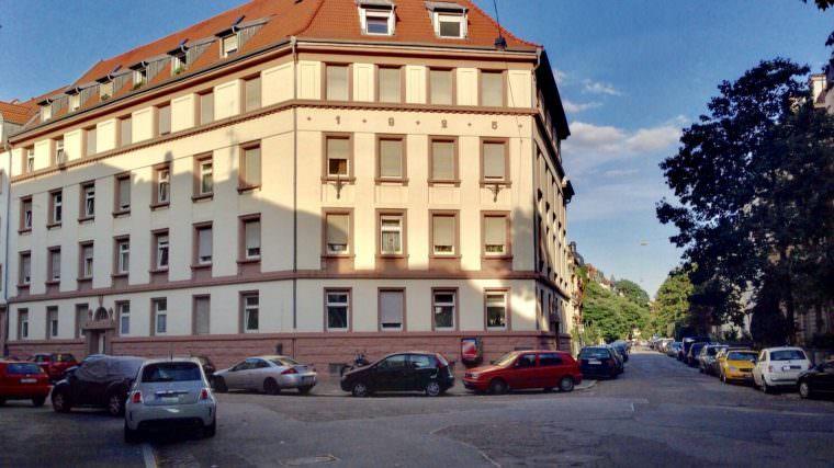 Oft zugeparkt: Die Ecke Obere Clignet-/Uhlandstraße (Archivbild 2014) | Foto: M. Schülke