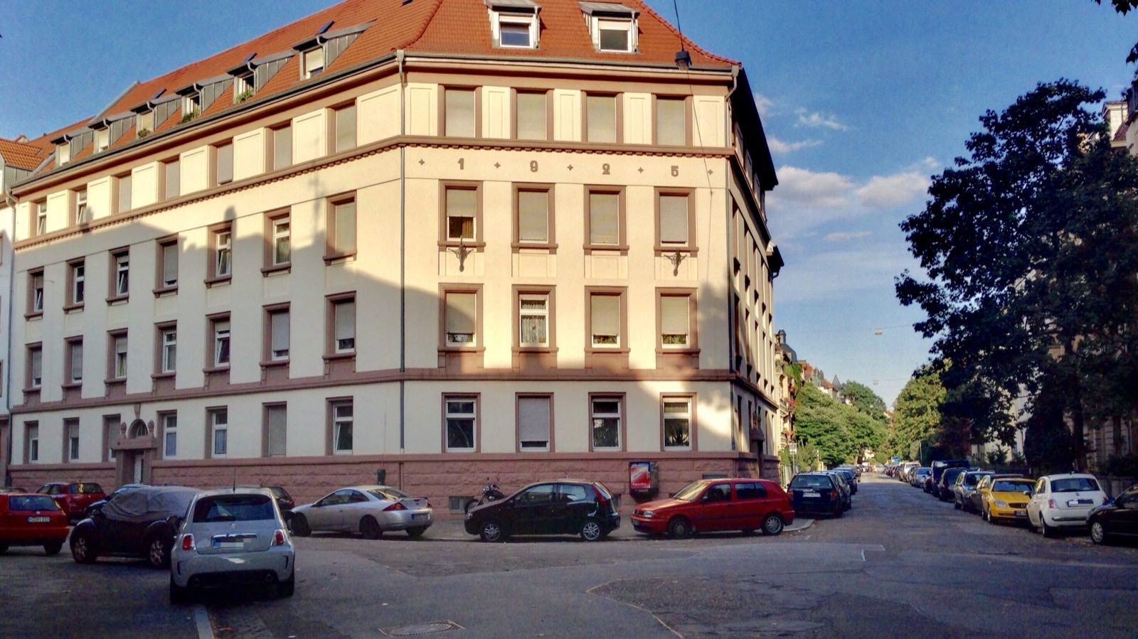 Ecke Obere Clignet-/Uhlandstraße (Archivbild 2014) | Foto: M. Schülke