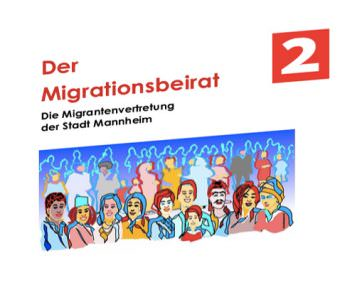 Quelle: Infoflyer zum Migrationsbeirat