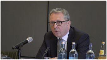 OB Peter Kurz nimmt am 12.03.2019 im Gemeinderat Stellung zur Causa Turley | Screenshot: YouTube / Stadt Mannheim