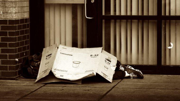 Symbolbild Obdachlosigkeit | Foto: Quaz Amir (via pexels.com)